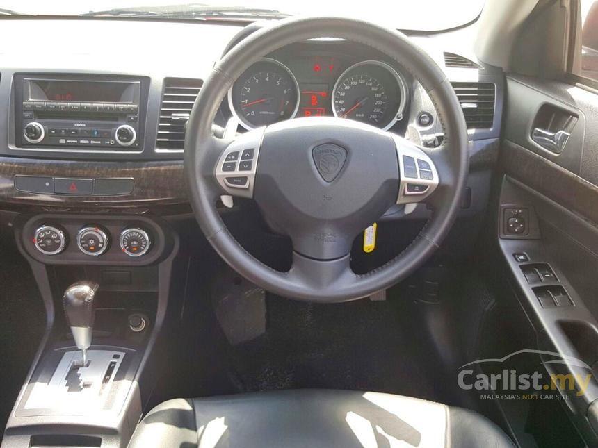 2012 Proton Inspira Premium Sedan