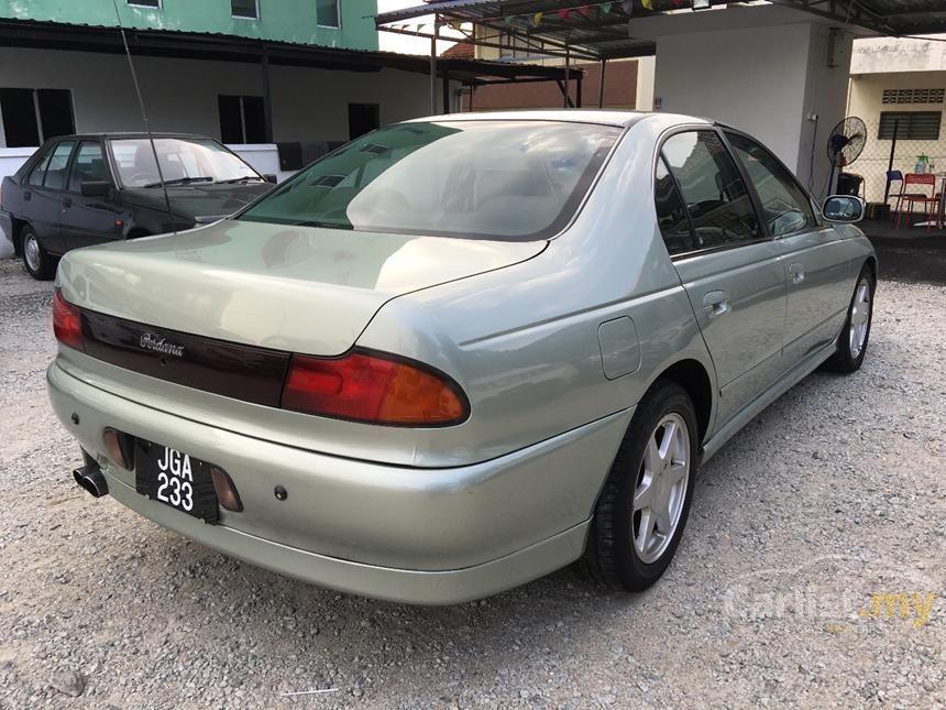 2001 Proton Perdana V6 Sedan