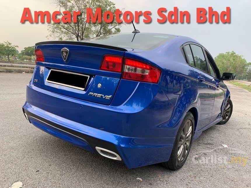 2013 Proton Preve CFE Premium Sedan