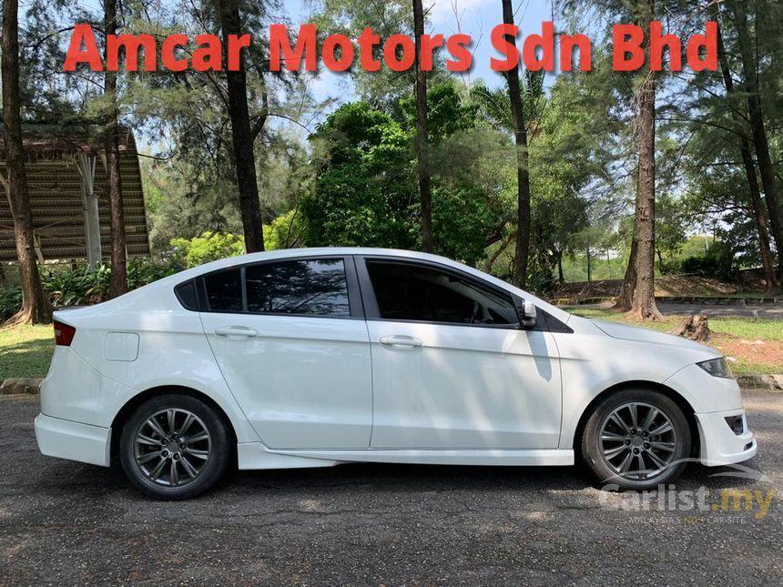 2014 Proton Preve CFE Premium Sedan