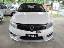 2013 Proton Preve 1.6 (A) CFE Sedan PUSH START PADDLE SWIFT TURBO ENGINE 1 OWNER FULL SKIRTING BIG SPORTS RIM