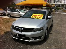 Proton Preve 1.6 CFE Turbo Auto Sedan.Push Start,1 Owner,GPS,4 Airbag,ABS,4 Disc Brake,Sport Rim.....