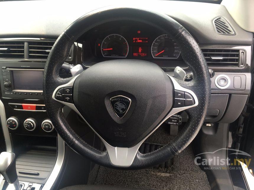 2012 Proton Preve CFE Sedan