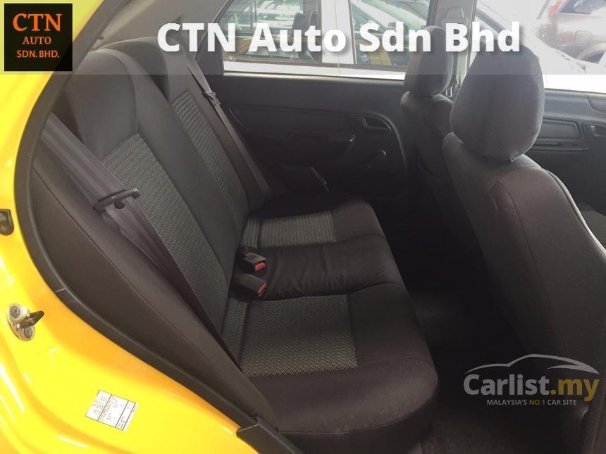 2010 Proton Saga BLM Sedan