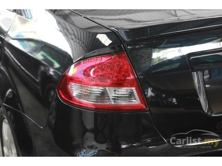 2011 Proton Saga FL Sedan