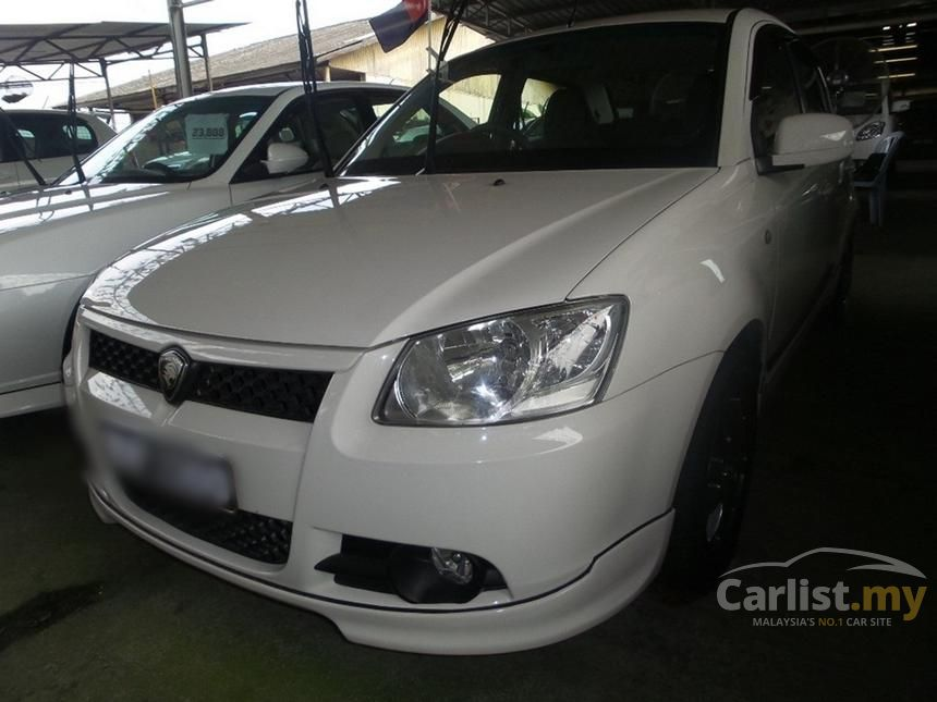 2010 Proton Saga FL Sedan