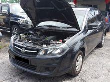2015 Proton Saga 1.3(A) FLX New Car condition Guarantee AccFee Low Mileage no need repair