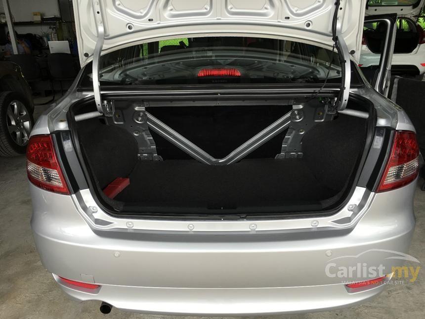 2014 Proton Saga FLX Sedan