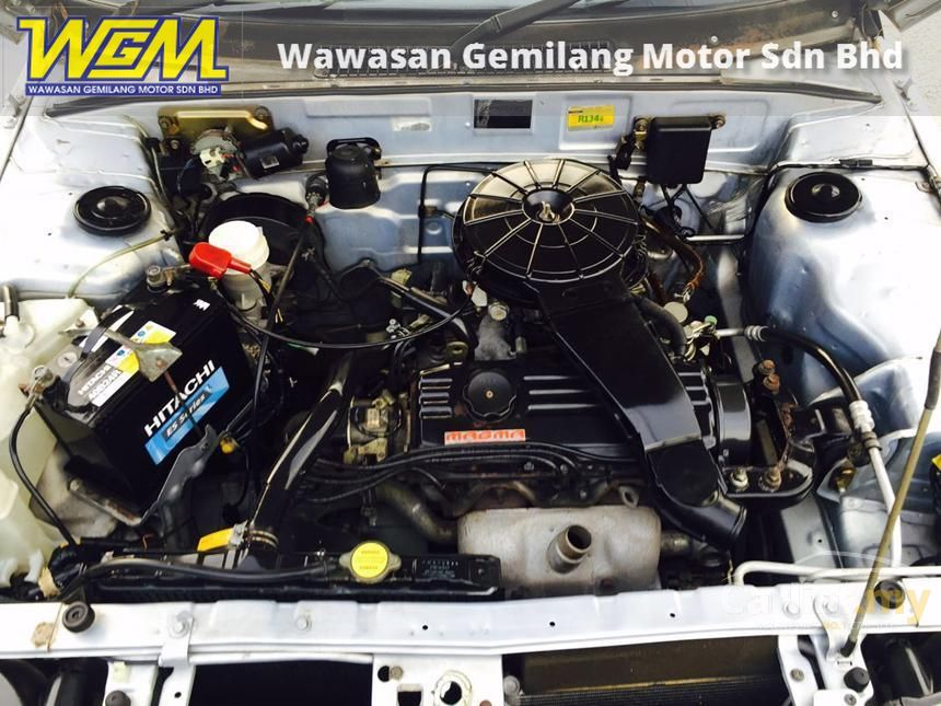 2005 Proton Saga Sedan
