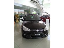 2017 Proton Saga 1.3 (A) Standard Sedan