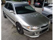 PROTON SATRIA 1.8 GTI (M) 1ST OWNER - ORIGINAL 4G93 ENGINE - MANY EXTRA PERFORMANCE PARTS - NICE NUMBER 1110 - 2000