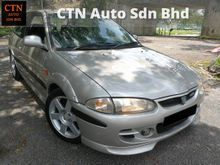 2001 PROTON SATRIA GTI 1.8 (M) CAR KING CONDITION