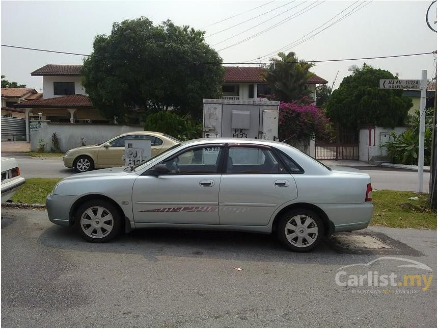 Proton Waja 2001 in Selangor Automatic Silver for RM 10,888 - 1700162 -  Carlist my