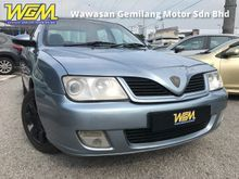 2005 Proton Waja 1.6 Sedan (A)  BLACKLIST LULUS # DOCUMENT LEMAH LULUS # FULLON # ONE OWNER # TIP TOP CONDITION # NEGOTIABLE PRICE