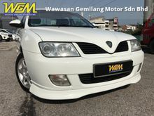 2005 Proton Waja 1.6 Sedan (M)  BODYKIT ONE OWNER BLACK LIST ACCEPT MONTHLY 260