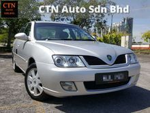 2001 Proton Waja 1.6 Sedan MITSUBISHI ENGINE MUST VIEW NEGOTIABLE