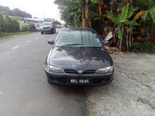 2002 Proton Wira 1.5 GL Sedan