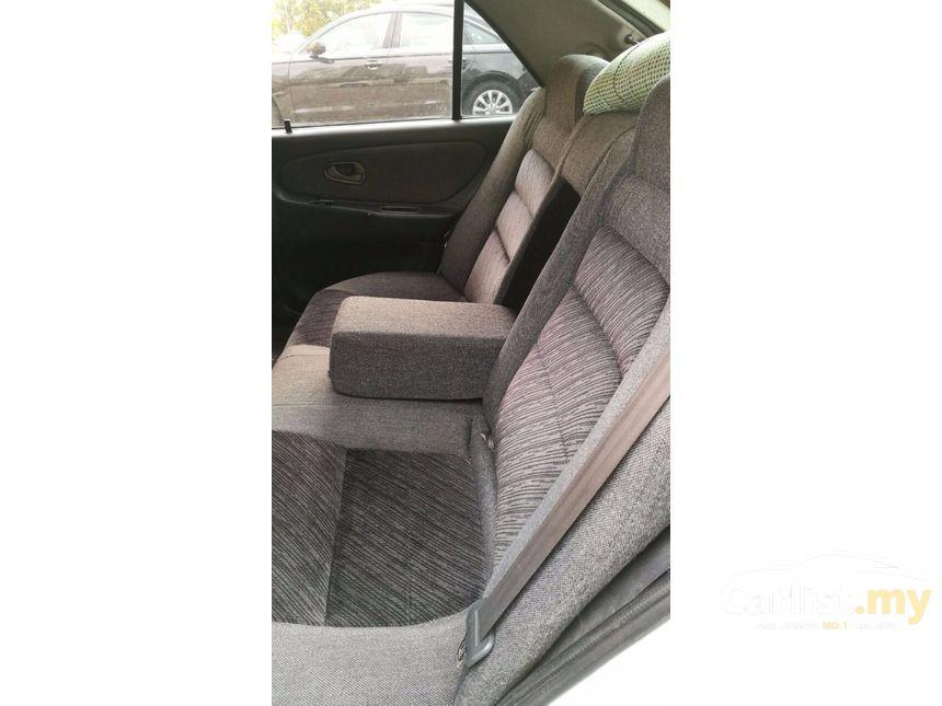 2002 Proton Wira GLi Hatchback