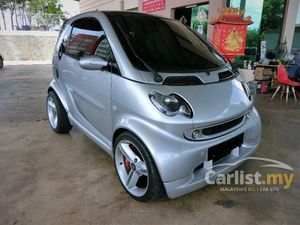 2005 Smart FORTWO COUPE BRABUS (A)
