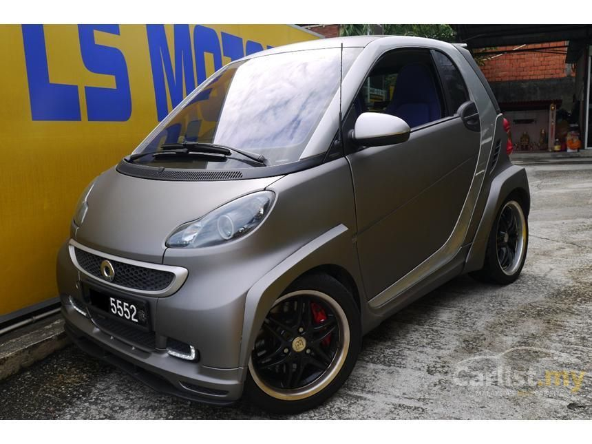 smart fortwo 2010 smart fortwo 1 0 in kuala lumpur automatic grey for rm 98 800 2964142. Black Bedroom Furniture Sets. Home Design Ideas
