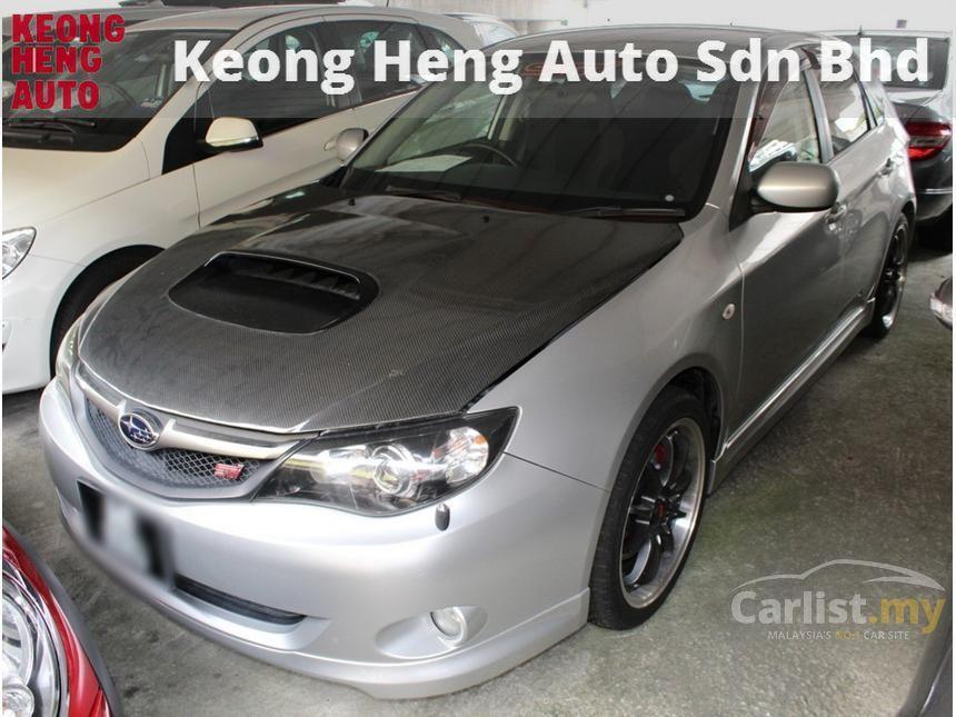 2007 Subaru Impreza WRX STi Hatchback