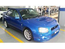 2004 Subaru Wrx 2.0