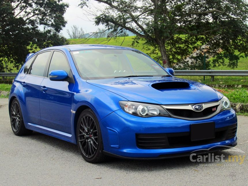 Subaru impreza sti hatch