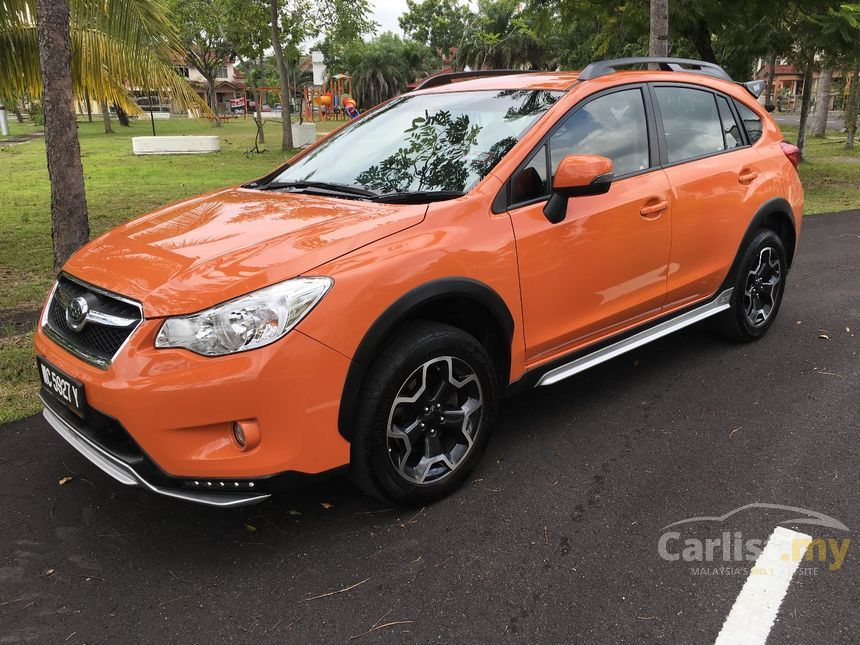 subaru xv 2016 crosstrek 2 0 in negeri sembilan automatic suv orange for rm 100 963 3828674. Black Bedroom Furniture Sets. Home Design Ideas