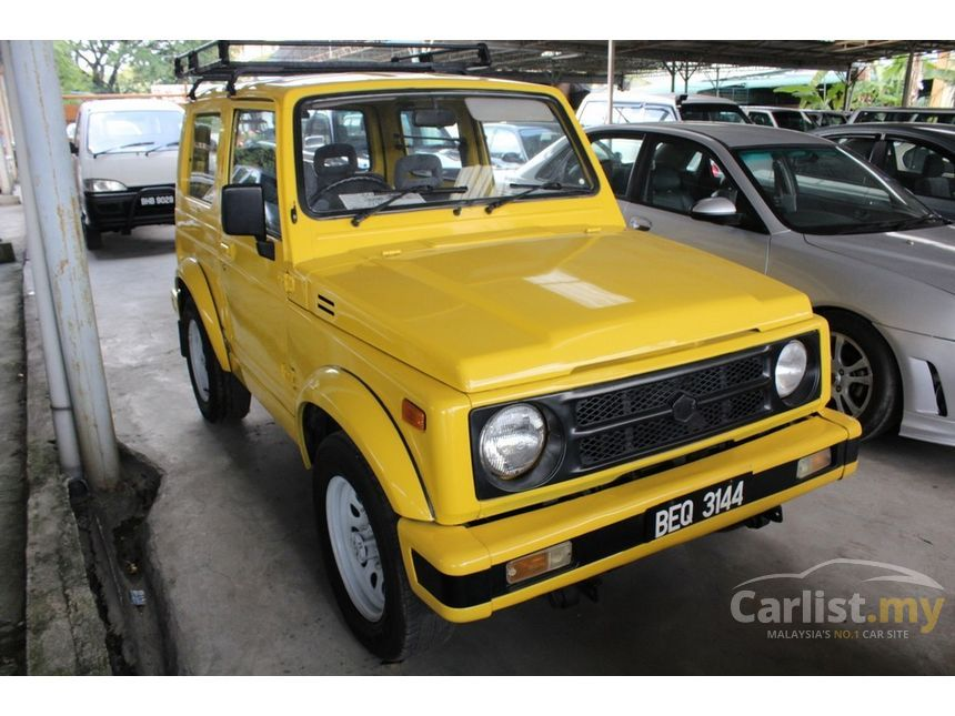 Suzuki Jimny In Selangor Manual Suv Yellow For Rm