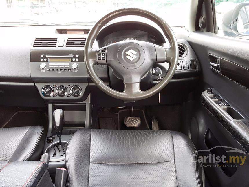 2008 Suzuki Swift Hatchback