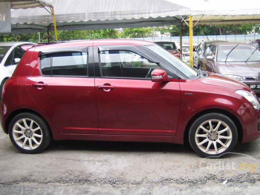 suzuki swift 2009 1 5 in kuala lumpur automatic hatchback maroon for rm 29 800 3256962. Black Bedroom Furniture Sets. Home Design Ideas