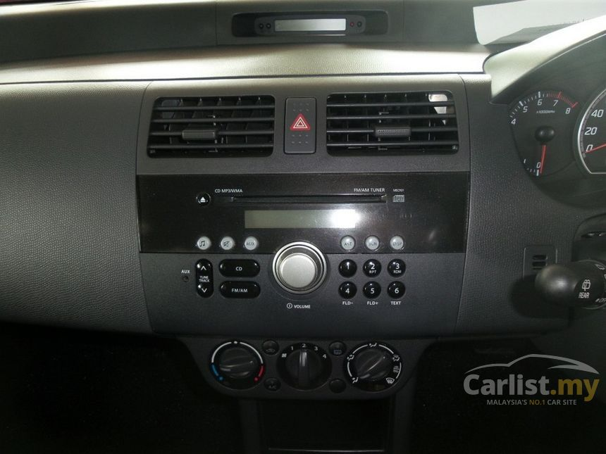 2011 Suzuki Swift Hatchback