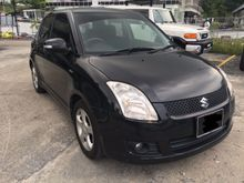 2010 Suzuki Swift 1.5 Hatchback KEYLESS ENTRY