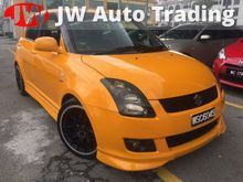 2009 Suzuki Swift 1.5 Hatchback(A)  NEW PAINT LEATHER SEAT 5K SOUND SYSTEM