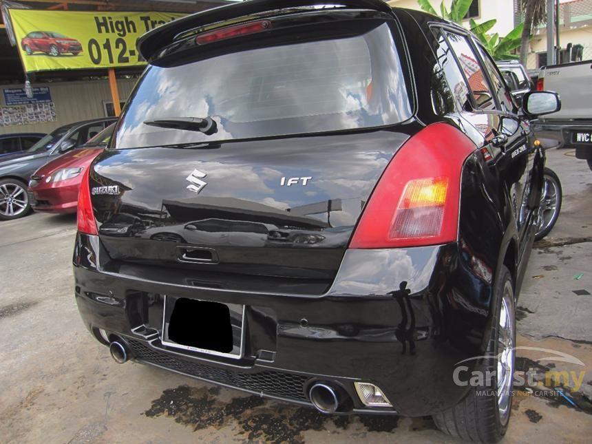 2006 Suzuki Swift Hatchback