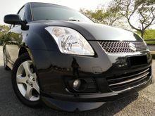 2009 Suzuki Swift 1.5 Hatchback FULL LOAN SPORT BODYKIT 1 LADY OWN EXCELLENT CONDITION
