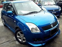 (CARKING) (ONEOWNER) (ACCIDENT FREE) 2009 Suzuki Swift 1.5 Hatchback