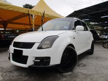 2009 Suzuki Swift 1.5 (A) ORIGINAL YEAR MAKE - CALL FOR CONFIRM - FULL BODYKIT - JUST DRIVE AND NO REPAIR