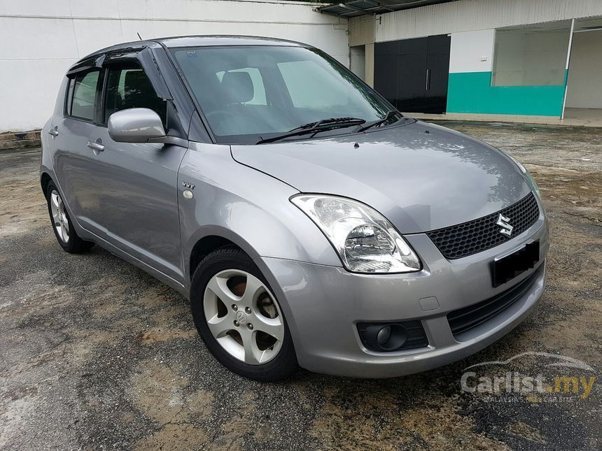 suzuki swift 2008 1 5 in selangor automatic hatchback grey for rm 27 800 3551749. Black Bedroom Furniture Sets. Home Design Ideas