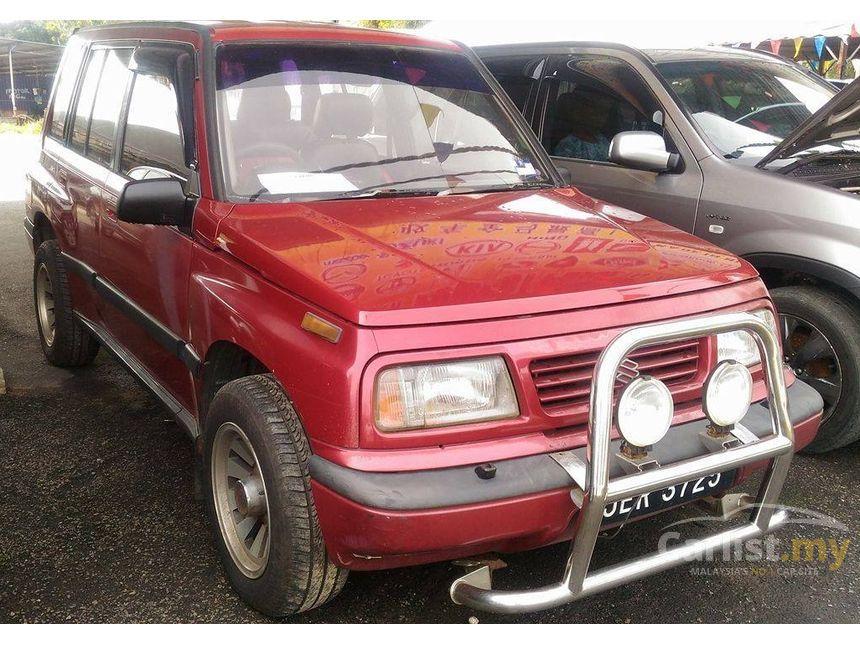 Suzuki Vitara In Kuala Lumpur Manual Suv Red For Rm