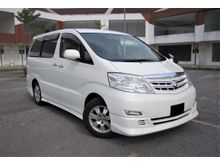 2007 Toyota Alphard 2.4 FULL SPEC 2 POWER DOOR