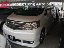 2005 Toyota Alphard 3.0 (A) MS Registered 2011