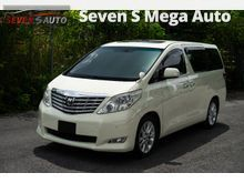 Toyota Alphard 3.5 GL HOME THEATRE SUNROOF