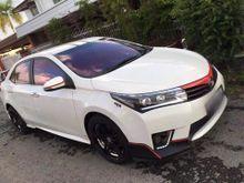 2014 Toyota Altis 2.0V (A) DUAL VVTI ONE OWNER