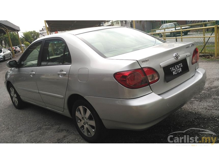Altis Used Cars For Sale By Owner Malaysia | Autos Post