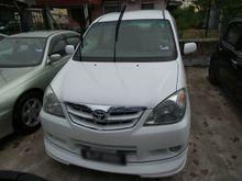 2007 Toyota Avanza 1.5 G MPV (A)