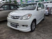 2007 Toyota Avanza 1.5 G (A) G spec 1 owner Ori make 07
