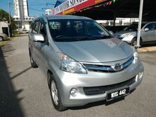 2012 Toyota Avanza 1.5 G (a) ORIGINAL PAINT FREE ACCIDENT LIKE NEW