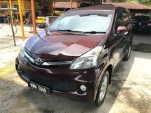 Toyota Avanza 1.5 G (A) 2013 1 Lady Owner Only Very Nice and TipTop Condition View To Confirm