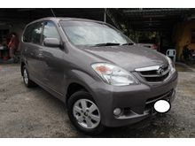 2008 Toyota Avanza 1.3 (A) Malay Owner